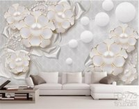 Custom photo wallpaper wall stickers large murals holy white...