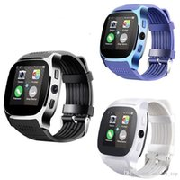 2018 New T8 Bluetooth Smart Pedometer Watches Support SIM &T...