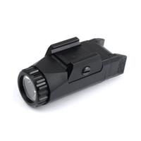 Taktische APL Light Constant / Momentary / Strobe Taschenlampe APL-G3 400 Lumen LED Weißlicht Schwarz