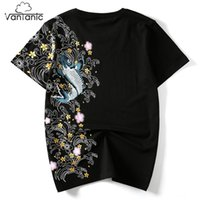 wholesale Summer T Shirt Men T- Shirt Hip Hop Tops Tees Fitne...