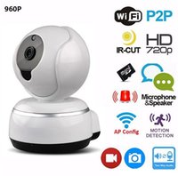 960P Home Security Wireless WIFI IP Camera PanTilt HD Video ...