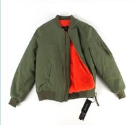 Cremallera de las mujeres Abrigos de pieles de imitación moda Primavera Otoño Bomber Jacket Cusual Acolchado Algodón Ejército traje de vuelo