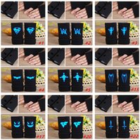 Children Gloves Mittens Teenager Fingerless Gloves Autumn Wi...