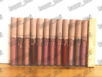 Factory Direct DHL Free Shipping New Makeup Lips Nudes Birth...