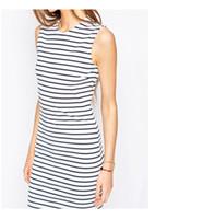 L'ultimo arrivo di abbigliamento estivo nel 2019 Stretta gonna aderente Fashion Dress
