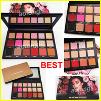 Makeup Beauty Rose Gold remastered Eye shadow Palette 18 col...