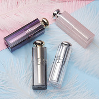 9mm DIY Empty Lipstick Tube Containers Material de embalaje Homemade Cosmetic Lip Balm Bottle Tube