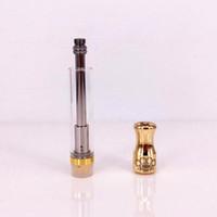 Cuivre Knuckles Cartridge or Pyrex verre réservoir 1.0 ml CE3 cartouches 510 Vape double coton atomiseur