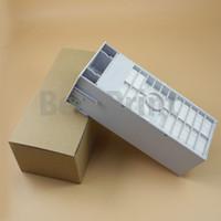 tanque de tinta residual con chip para impresora Epson 4880 7880 9880
