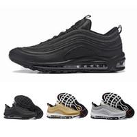 hot sales b7315 5692f ... purchase nike air max 97 airmax die besten chaussures herren turnschuhe  schuhe klassischen 97 männer freizeitschuhe