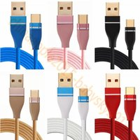 Fast Speed Type c Micro Usb Cable 1m 3ft 2A Alloy braided fa...