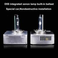 2PCS d5s lampadina CAR xeno lampadine genuino D5S 35W Xenstart 9285 410 171 5500K 6500K D5S 55W reattanza Lampadina HID sostituzione