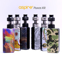 Authentic Aspire Puxos Starter Kit Electronic Cigarette with...