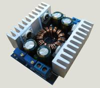 Freeshipping 100W Automatyczny Boost / Buck Converter CC CV 5-30V do 1,25-30V 8A 5V 12V / 24V 19V Regulator Step Up Down Module