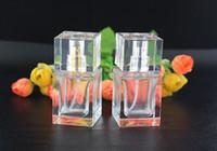 Die beliebtesten löschen leeren Platz Glasflaschen kosmetischen Duftstoff-Spray-Flaschen DHL-freies Verschiffen 30ml