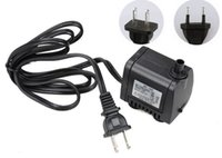 Quiet 7W Small Submersible Water Pump for Fountain Fish Tank...