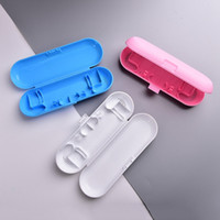 Portable Electric Toothbrush Holder Travel Safe Case Box Out...