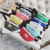 New Waist Fanny Bags Waist Packs 3D Colorful Letter Printed ...