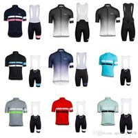 2018 RAPHA Short Sleeve Pro Team Cycling Jersey Set Ropa Cic...