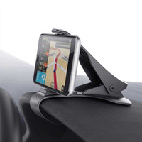Universal Antiskid Car Phone Holder Clip HUD Design Dashboar...