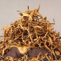 250g özel sınıf Yunan Fince Fengqing siyah çay küçük altın tomurcuk sağlıklı Çin organik çay toptan [mcgretea] MCdh250g-005