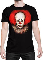 Pennywise The Dancing Clown It Movie Adult T Shirt Stephen K...
