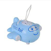 Pequeno Avião Projeção Inovativa Chocalhos Brinquedos Educativos Brinquedos Do Bebê 0-12 Meses Brinquedos Do Bebê Móvel Chocalhos Para Recém-nascidos