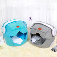 Pet Bed House Space Cap Creative Space Type Small Dog Kennel...