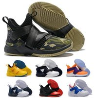 Top Soldiers 12 Basketball Shoes Sneakers Men Man SVSM MVP H...