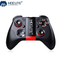 MOCUTE 054 050 053 Wireless Bluetooth Gampad Joystick PC Draadloze Game Controller For Android iOS Smartphone PC Smart TV VR