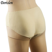 Charming Buttock Up Panty Sexy Women Padded Panty Seamless B...