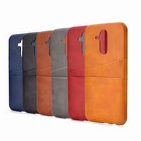 PU Leder Coque Für Huawei Mate 20 Lite Fall Luxus Rückseite Kartenhalter Handy-fällen