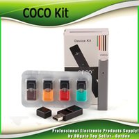 COCO SMOKING 220mAh Ultra Portable Vape Pen Kit For Vapor Po...