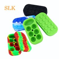 6+ 1 Nonstick Wax Containers silicone big rubber can Silicon ...