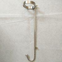 ステンレス鋼の金属の多い選択肛門のフックの女性男首の拘束援助の援助援助援助援助のおもちゃy18100803