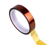 20mm * 33m Automotive Hochtemperaturband Thermisches Polyimidbandklebeband