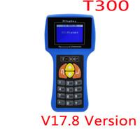 Professionelle T-300 T300 Selbstschlüsselprogrammierer T-Code T 300 Software V17.8 Unterstützung Multi Marke Autos T300 Key Maker 2 Farbe