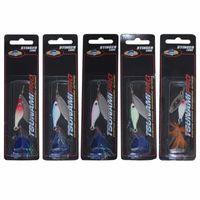 Новый металл Spinnerbait рыболовные снасти 18 г 8.5 см VIB Spinner приманки нахлыстом приманки 5 цветов бас Spinnerbaits