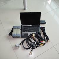 MB Star C3 Мультиплексор PRO Диагностический инструмент Программное обеспечение для инструмента с ноутбуком D630 HDD 160 Все кабели полный набор готовый к использованию