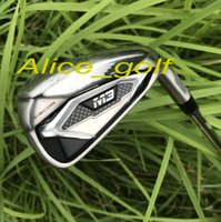 2018 New golf irons New M3 irons ( 4 5 6 7 8 9 P )with KBS T...