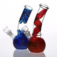 19cm Cheap Glass Bongs With Downstem Joint Size 14. 4mm Perco...
