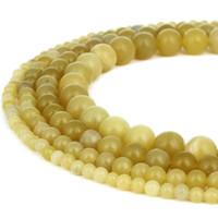 Tsunshine Top Quality Gemstone Naturel Perles de pierre en vrac pour Bracelet bricolage Neckalce Bijoux Faire européen 1 Strand - 8mm