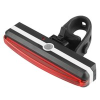 USB Rechargeable LED Bicycle Cycling Front Rear Tail Light Headlight Lamp Outdoor Sport Waterproof bike Light  P#