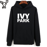 Hot Beyonce Hooded Women Hoodies Sweatshirts Long Sleeve Ivy Park Beyonce Fans Sweatshirt Men Hip Hop Fashion Casual Clothes