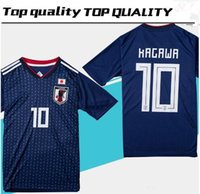 2018 world cup Japan Soccer Jersey 17 18 19 Japan Home blue ...