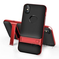 Premium Quality Hybrid Dual Layer Phone Cases With Foldable ...