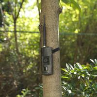 전망 HC700G 사냥 카메라 3G GPRS SMS 1080P 16MP 940nm 적외선 야생 비전 야생 동물 사냥 트레일 카메라 스카우팅