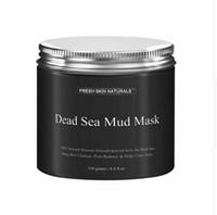 Bırak Gemi DHL Yeni Moda 250g Kadın Maske Çamur Saf Vücut Naturals Mineral Güzellik Ölü Deniz Çamur Maskesi Yüz Tedavi için