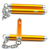 Mini Alloy Body Nunchakus Gold Gourd String Modeling 280g No...