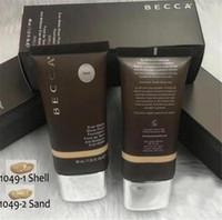 Top-Qualität Becca-jemals matte Haut Shine Primer-Proof-Fundament Poreless 4ml-Keup-Gesicht 40ml